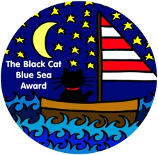 the-black-cat-blue-sea-award-badge